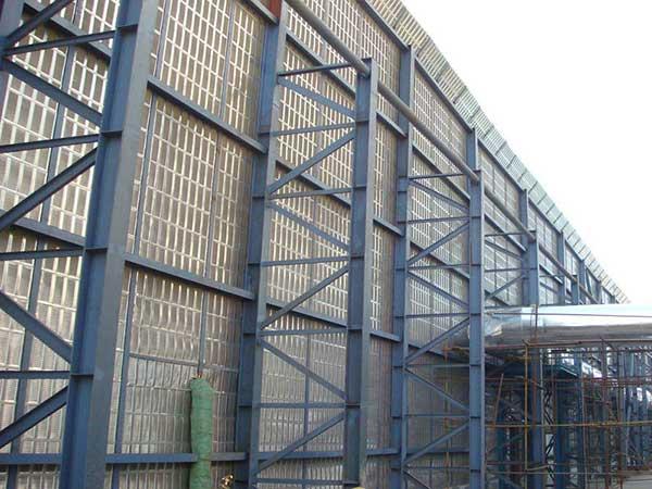 厂房隔音墙施工案例