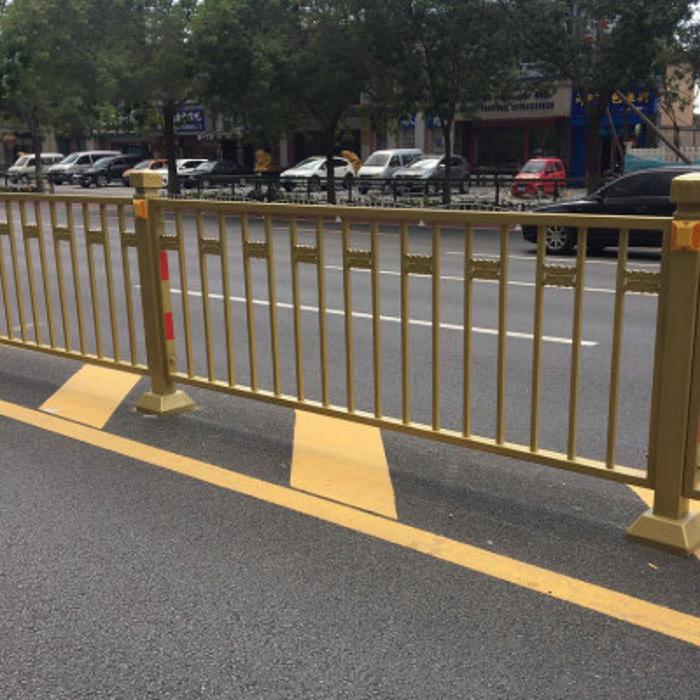 黄金莲花护栏